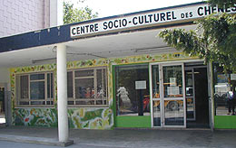 CSC Les chênes-Ermont