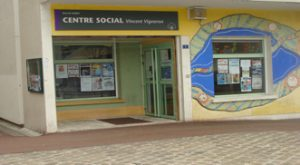 Centre Vigneron-Taverny