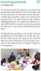 Journal municipal Pierrelaye - février 2018